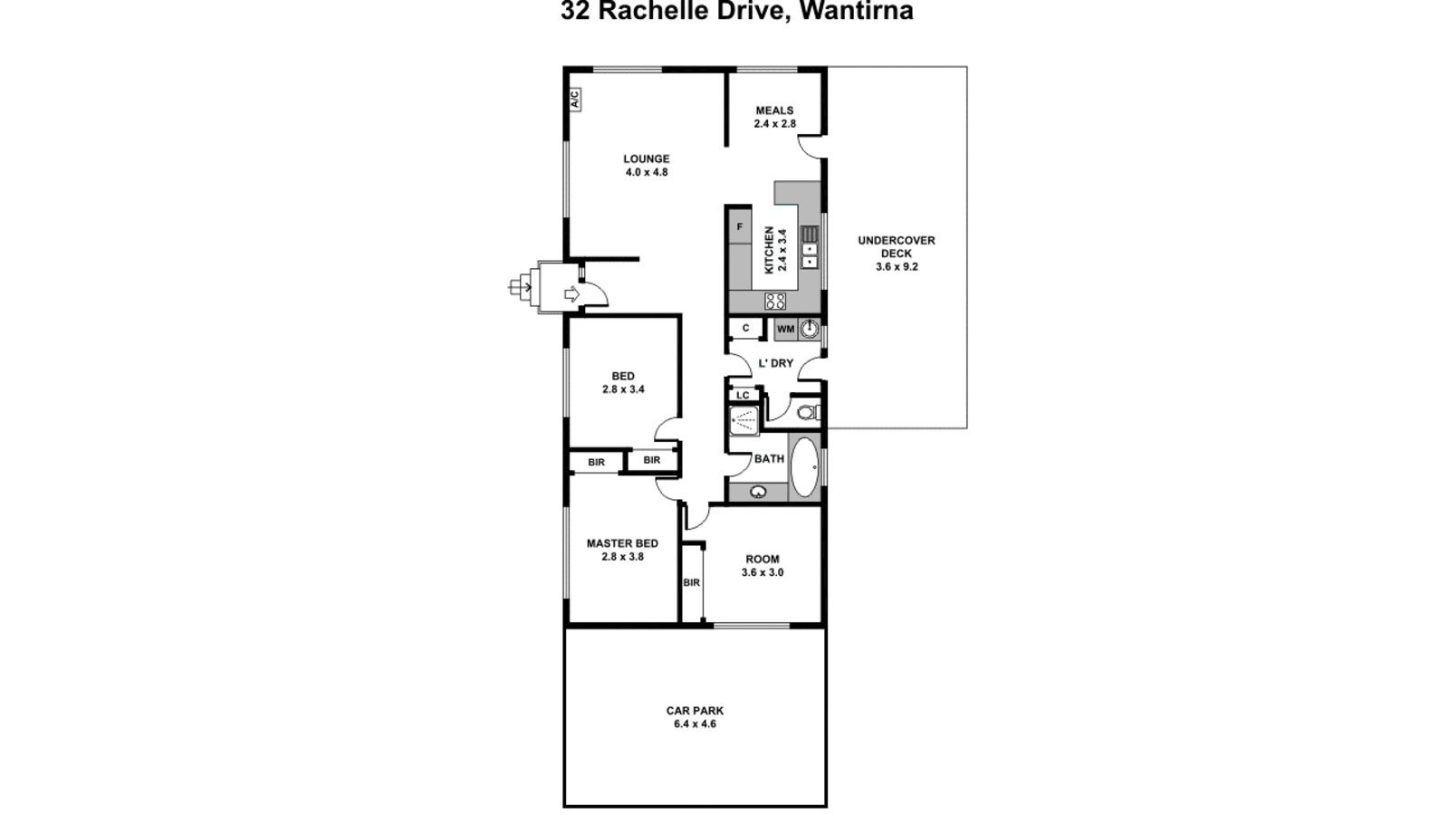 32 Rachelle Drive, Wantirna