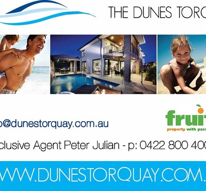 1A The Dunes, Torquay
