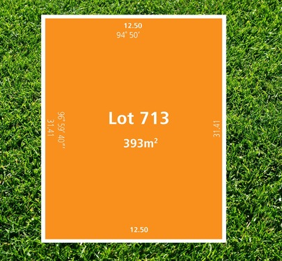 Lot 713, The Dunes, Torquay