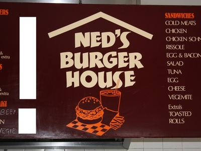 Ned's Burger House