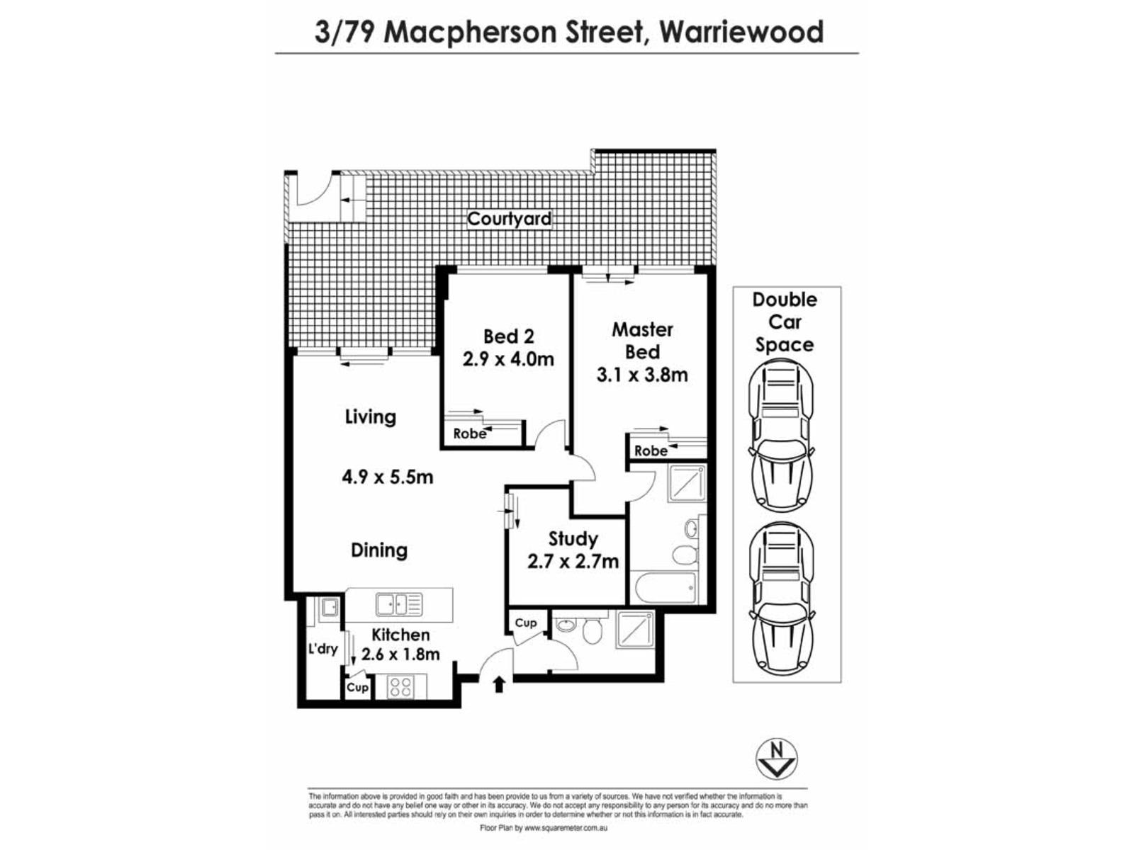 3 / 79 Macpherson Street, Warriewood