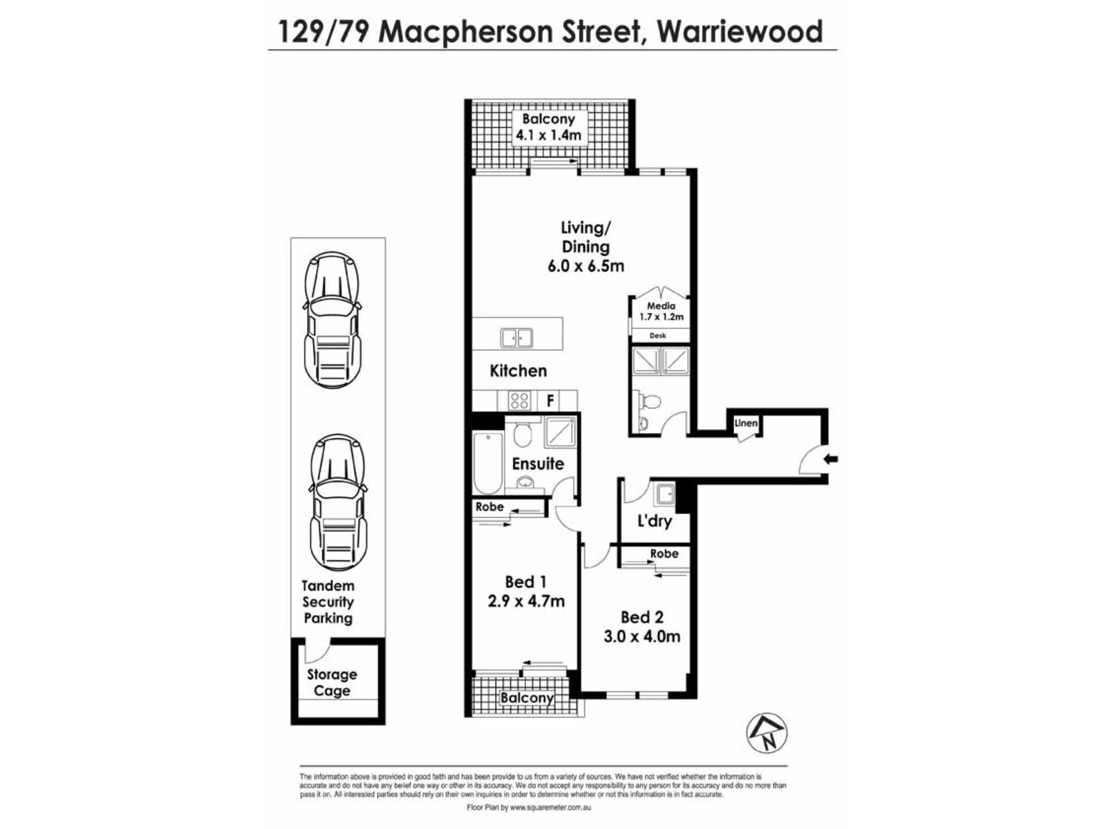129 / 79 Macpherson Street, Warriewood