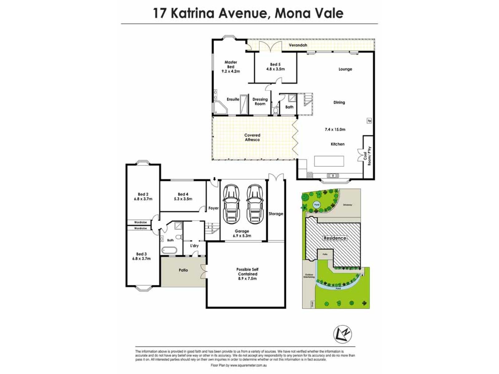 17 Katrina Avenue, Mona Vale