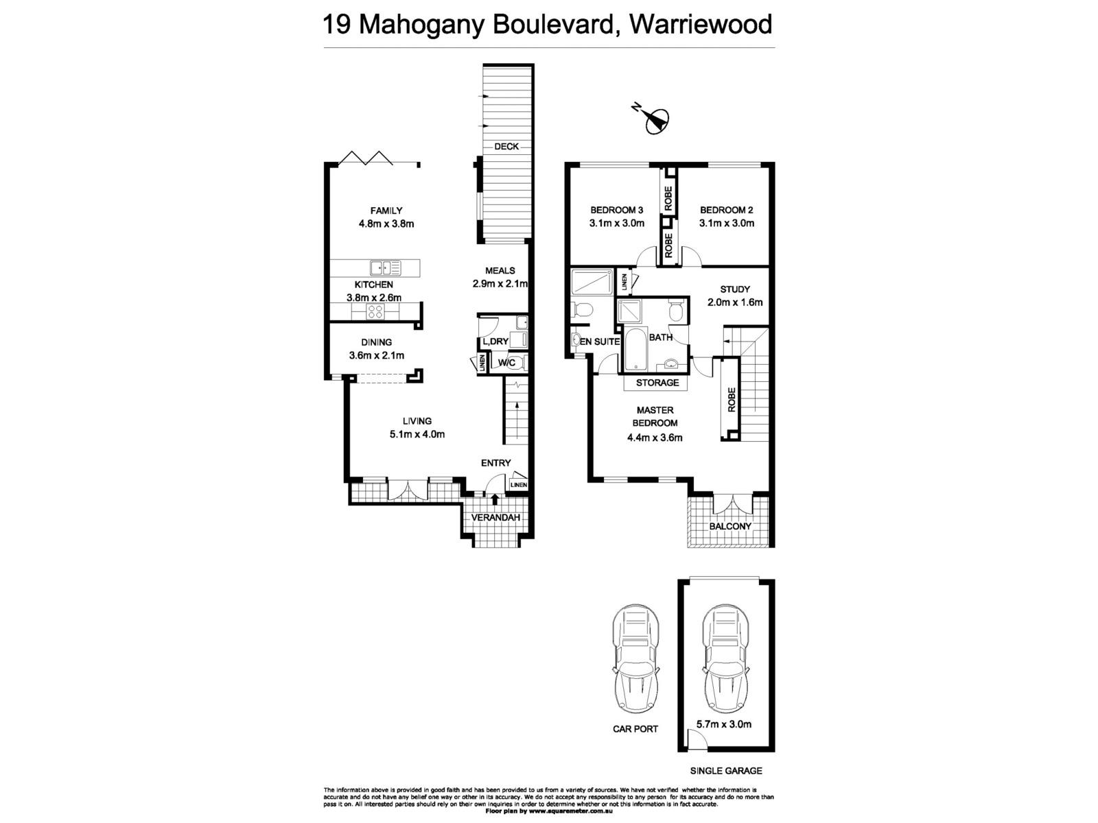 19 Mahogany Boulevard, Warriewood