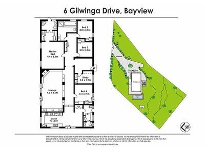 6 Gilwinga Drive, Bayview