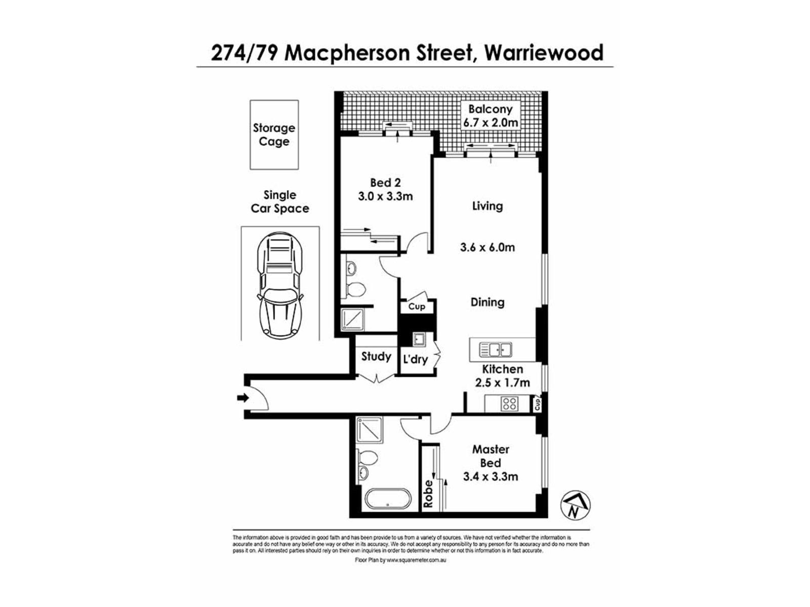 274 / 79 Macpherson Street, Warriewood