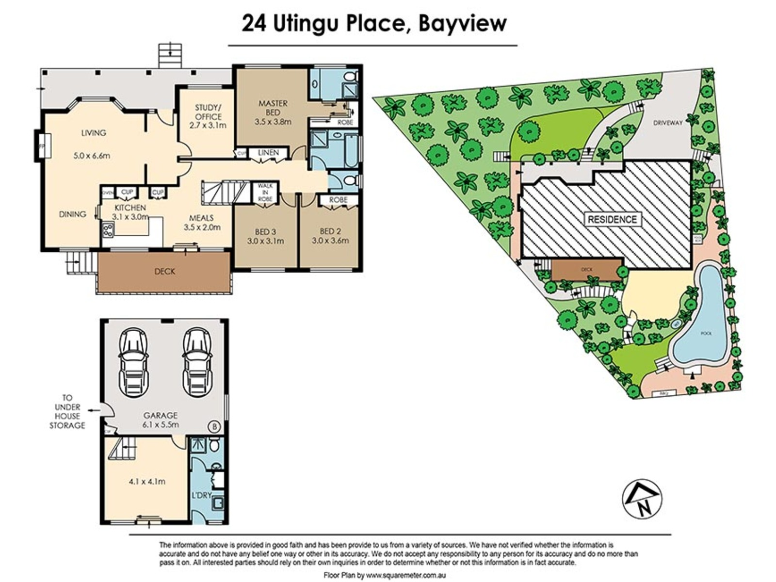 24 Utingu Place, Bayview