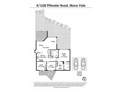 4 / 1630 Pittwater Road, Mona Vale