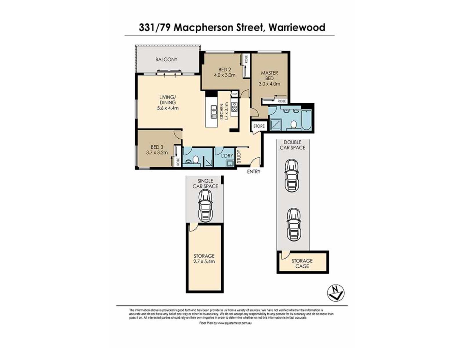 331 / 79 Macpherson Street, Warriewood