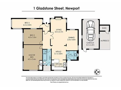1 Gladstone Street, Newport