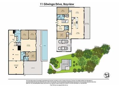 11 Gilwinga Drive, Bayview