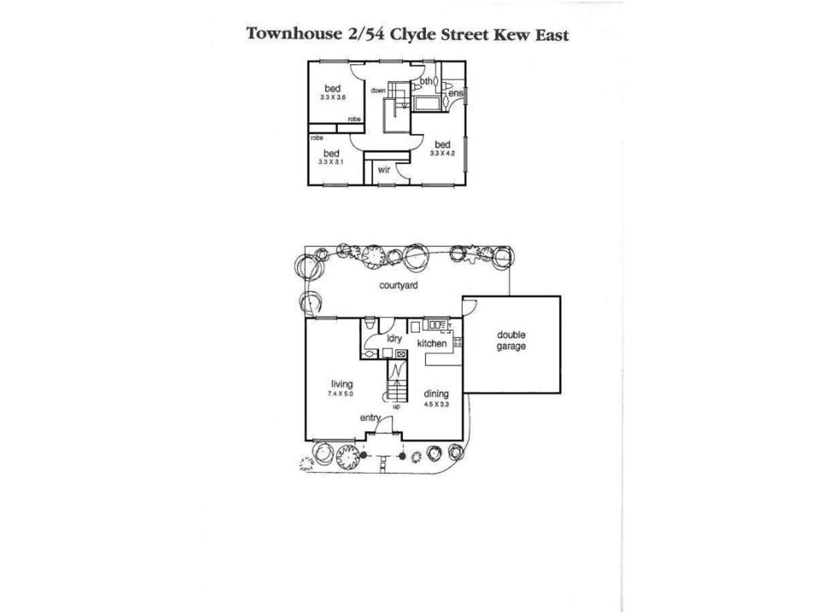 2 / 54 Clyde Street, Kew East