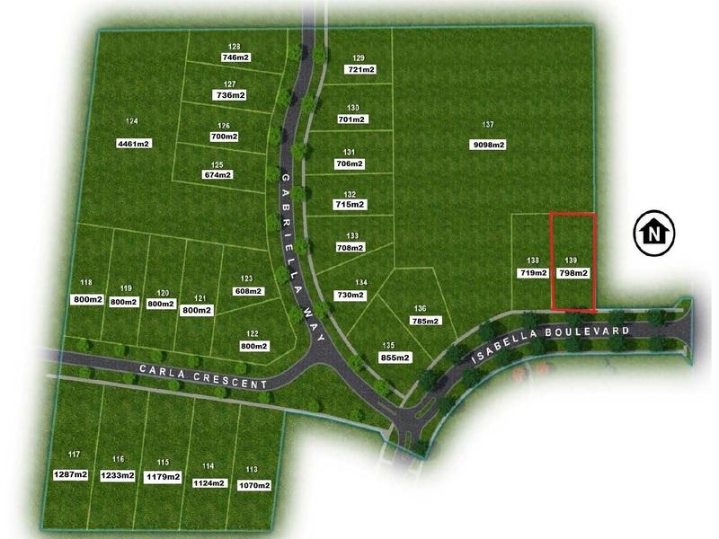 Lot 139, Isabella Boulevard, Korumburra