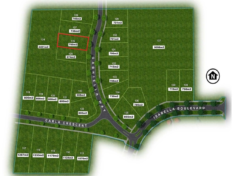 Lot 126, Gabriella Way, Korumburra