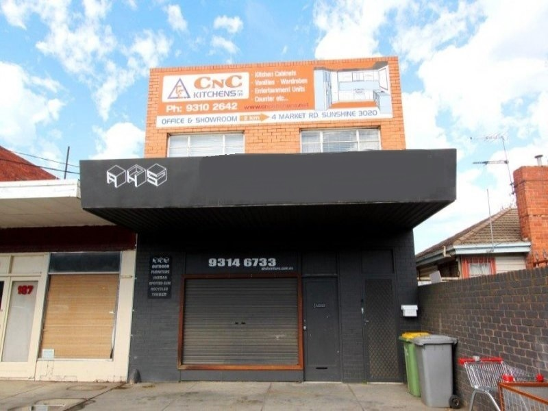 187a Sunshine Road (Ground Floor), West Footscray