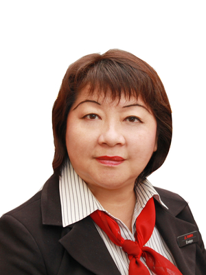 Evelyn Chin