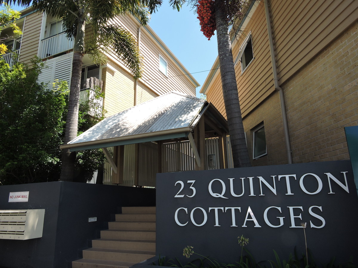 3A/23 QUINTON ST, Kangaroo Point