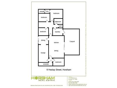9 Heslop Court, Horsham