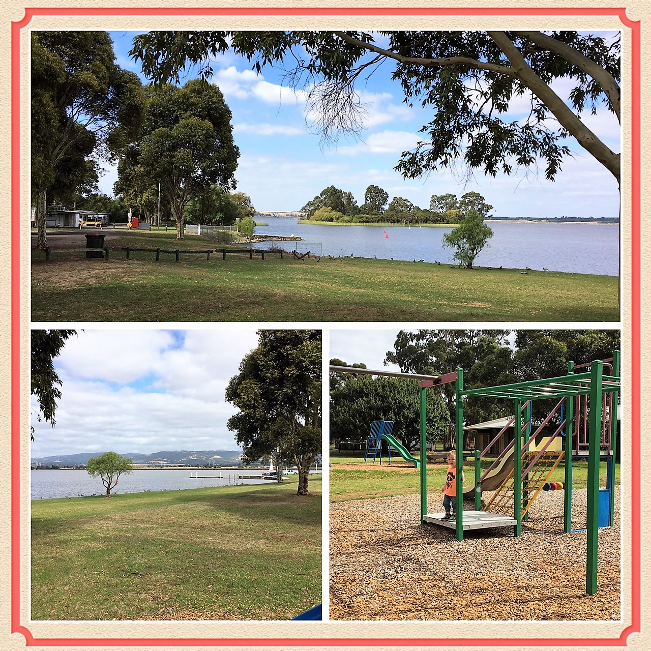 Hazelwood Pondage - A great place to visit!