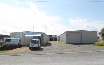 Sheds 1&2, 9 Hammond Place, Warrnambool