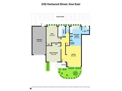 2 / 52 Hartwood Street, Kew East