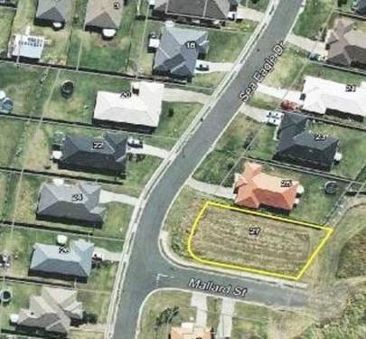Lot 140, Sea Eagle Drive, Lowood