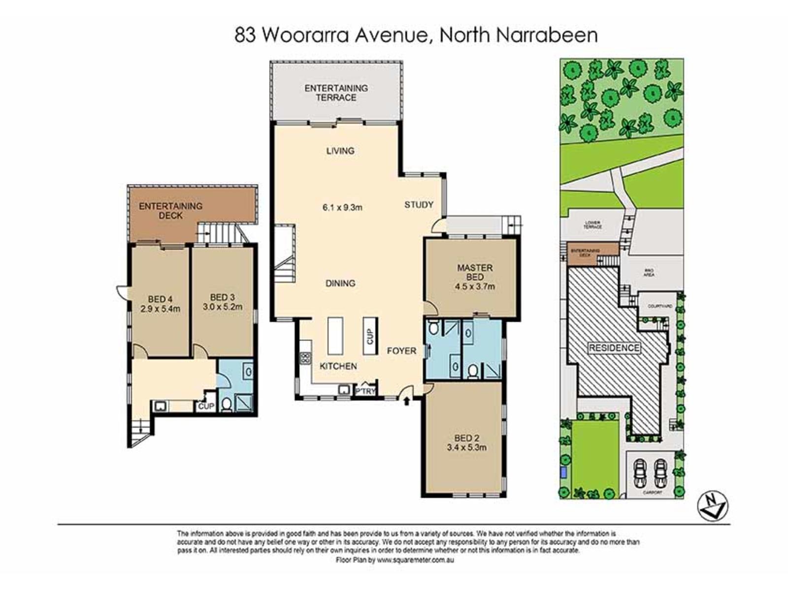83 Woorarra Avenue, North Narrabeen