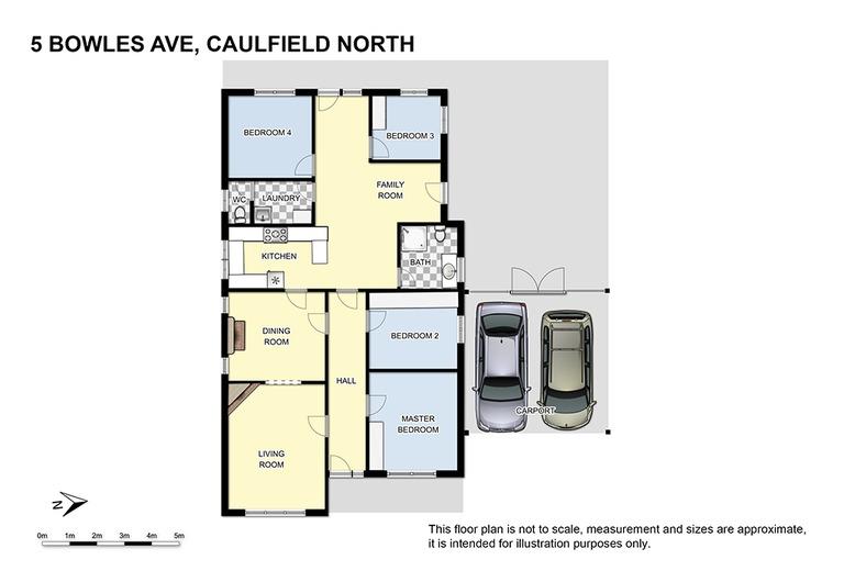 5 Bowles Avenue, Caulfield North
