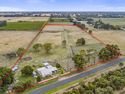 4885 Mount Burr Road, Penola