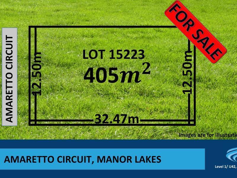 15223 Amaretto Circuit, Wyndham Vale