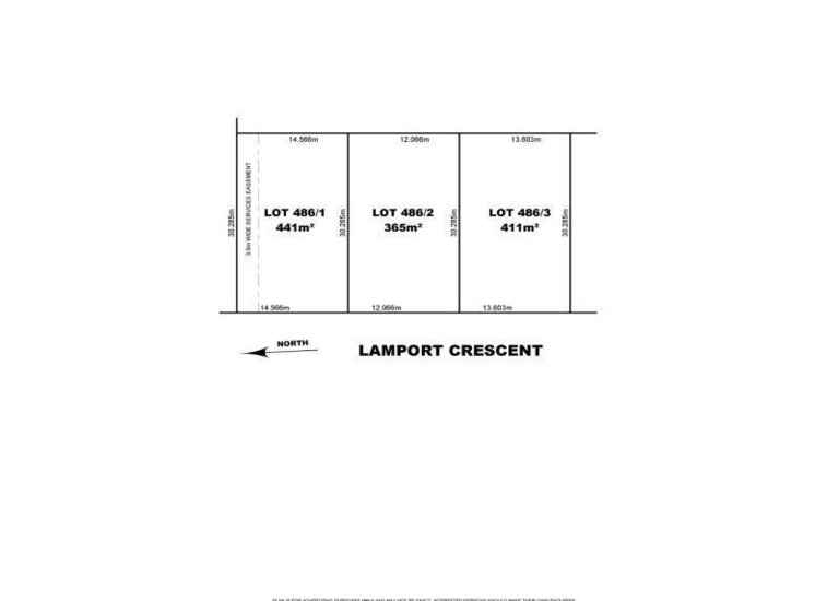 Lot 1, LOT / 486 Lamport Crescent, Albury