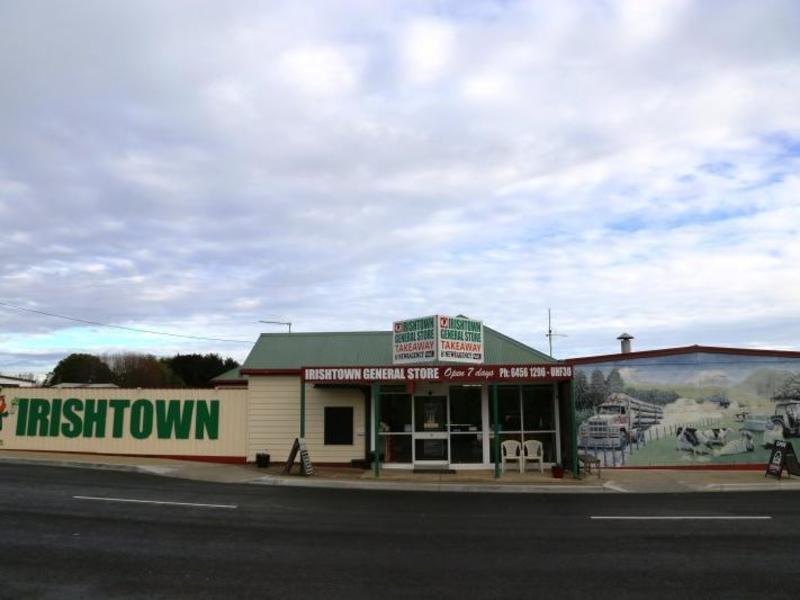 606 Irishtown Road, Irishtown