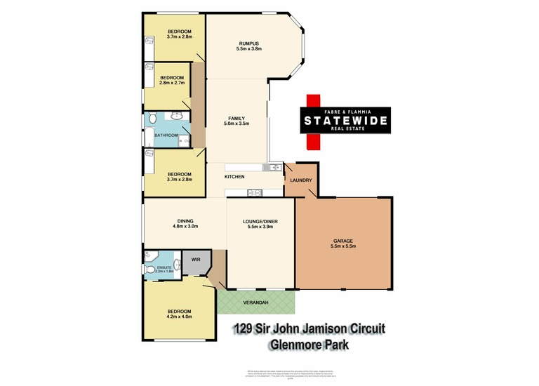 129 Sir John Jamison Circuit, Glenmore Park