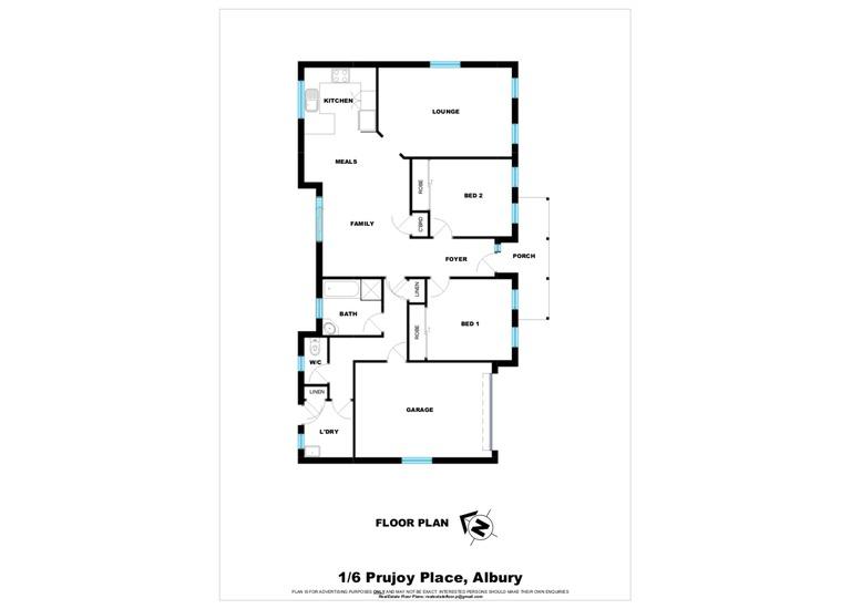 1 / 6 Prujoy Place, West Albury