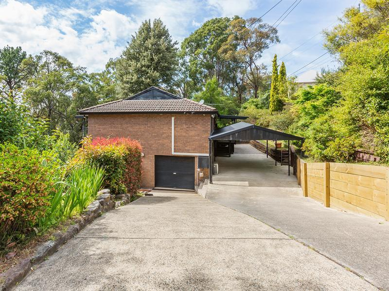 1 Garden Square, Faulconbridge