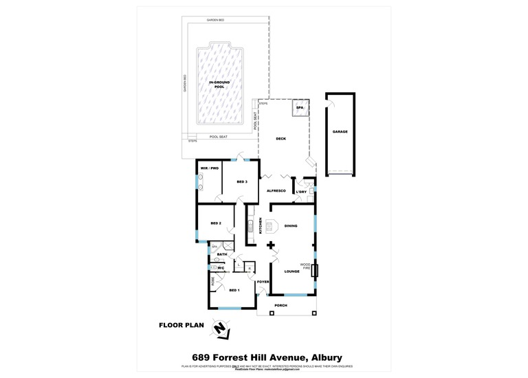 689 Forrest Hill Avenue, Albury