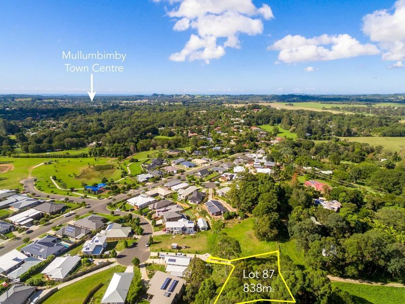 Lot 87 Parakeet Place, Mullumbimby