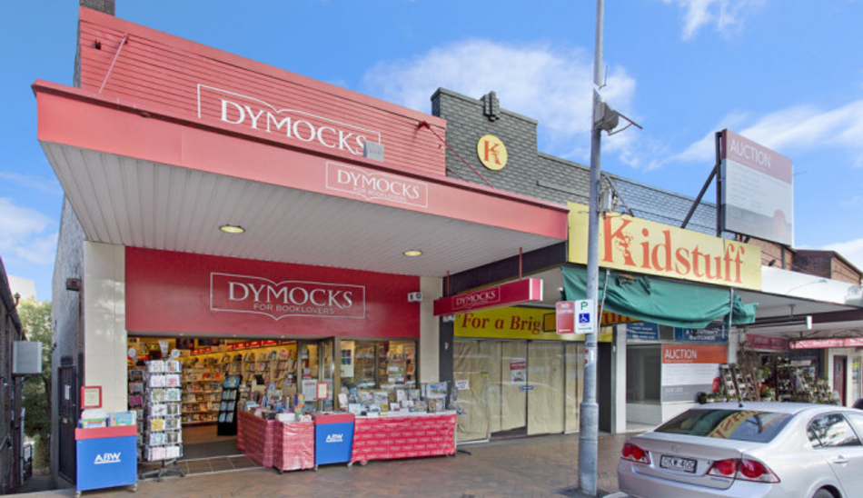 Appetite for old commercial property on Sydney's lower north shore is unquenchable