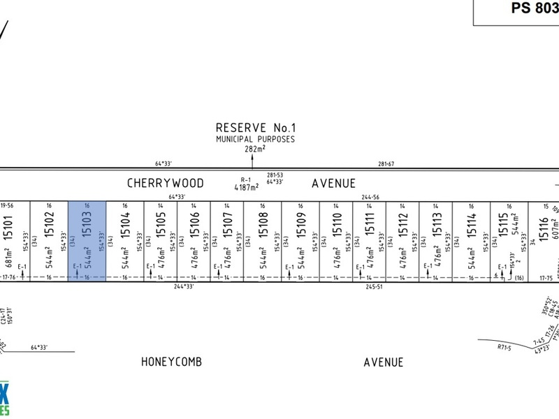 Lot 15103, Cherrywood Avenue, Manor Lakes
