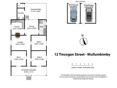 12 Tincogan Street, Mullumbimby