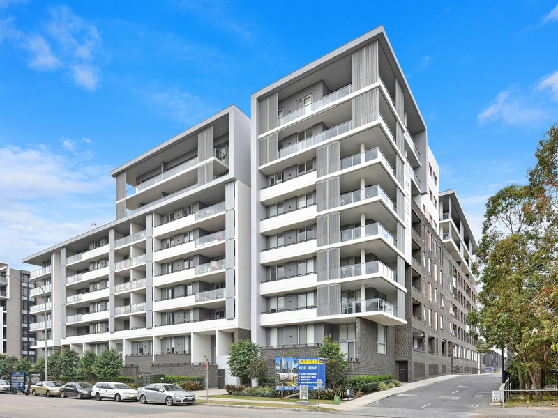 312 / 5 Verona Drive, Wentworth Point