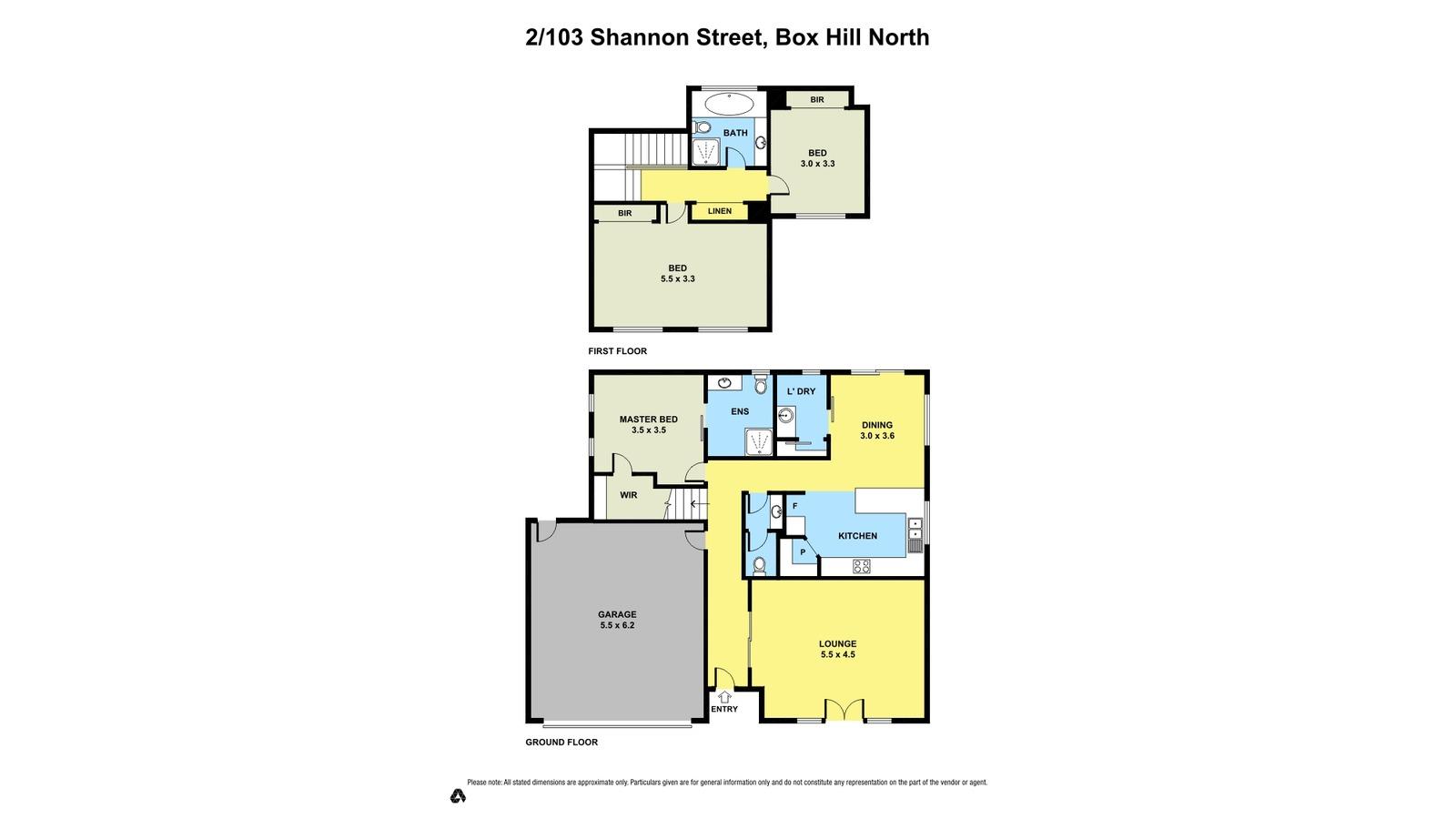 2 / 103 Shannon Street  , Box Hill North