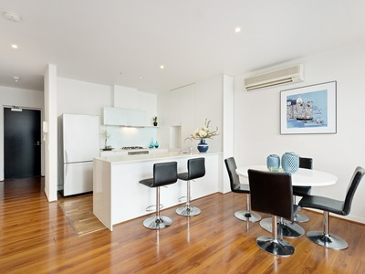 2302 / 280 Spencer Street, Melbourne