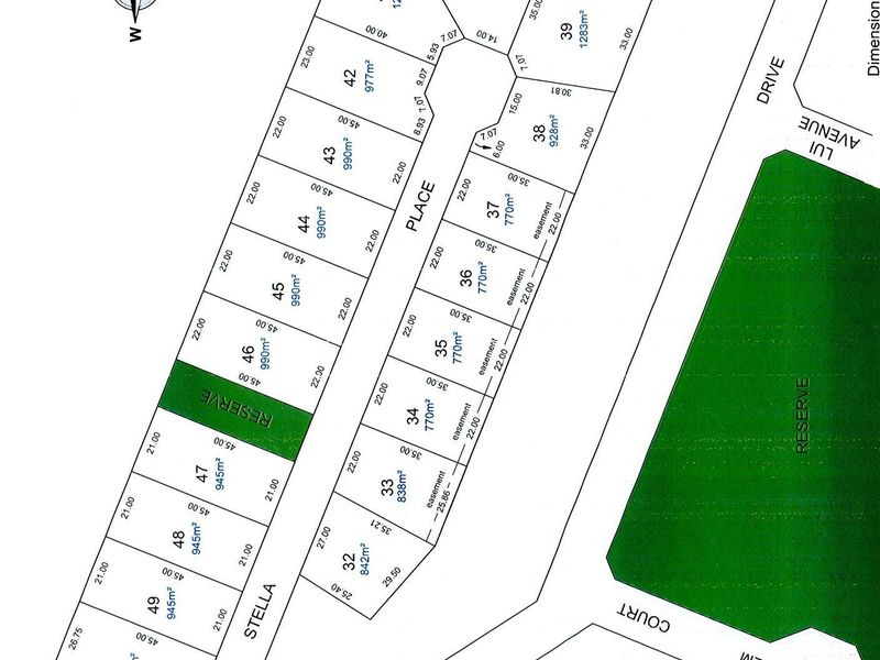 Lot 35, Stella Place, Mount Gambier