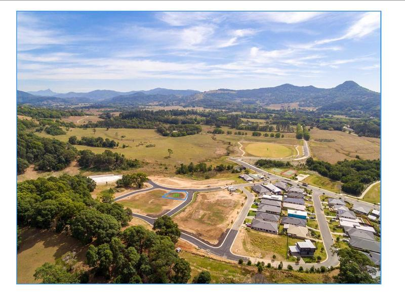Lot 121, Tallowood Ridge (off Tuckeroo Avenue), Mullumbimby