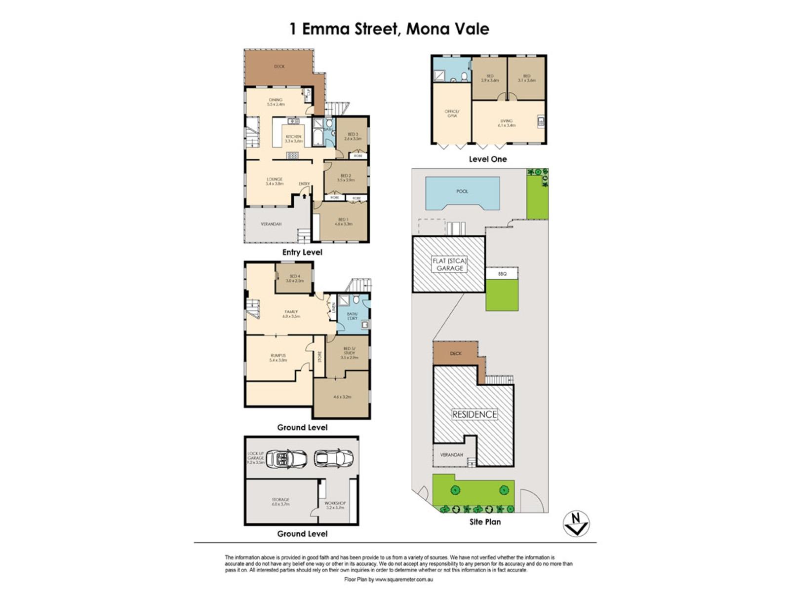 1 Emma Street, Mona Vale