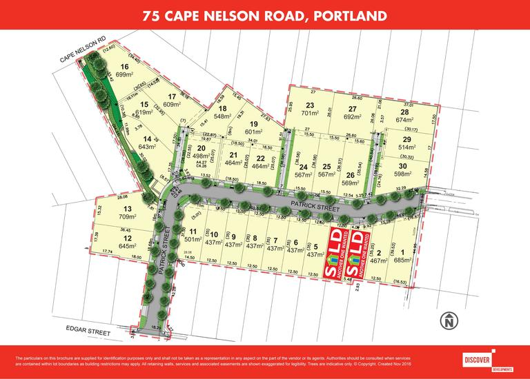 Lot 16, 75 Cape Nelson Road, Portland