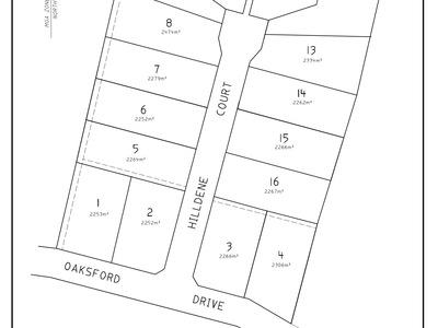 Lot 1-16 Hilldene Court, Mansfield