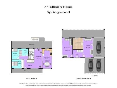 74 Ellison Road, Springwood
