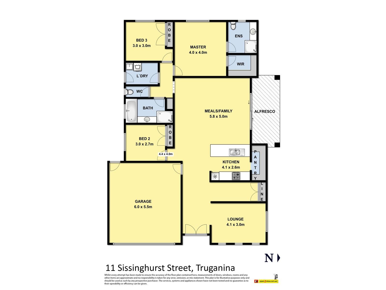 11 Sissinghurst Street, Truganina